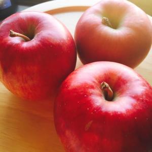 初めての時は、加熱してほしい‼︎ 美味しいりんごを、安心して食べるには。
