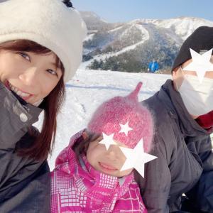ウィンタースポーツ。人生初のスキーは何歳から?母よりも出来る!?6歳児。