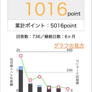 【ポイ活】1000円分のポイント交換【マクロミル】