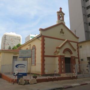 小さい教会をみっけ(2020年1月10日)