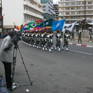 セネガルの独立記念日(2021年6月19日)