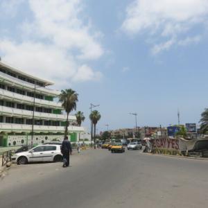 セネガルのセントラルパークか?|前半(2021年9月27日)