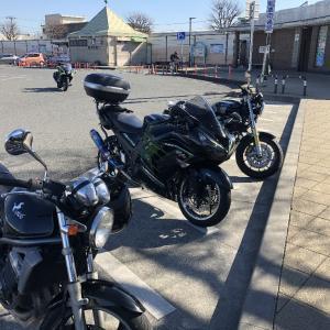 旧静岡東部バイカーズとツーリング&オイル交換