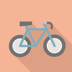 自転車を好きになるのに1年半かかった