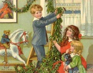 クリスマス・子供