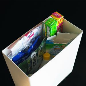 買いものリストは、現物のパッケージ!我が家の日用品ストック管理方法