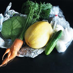 贅沢、嬬恋野菜をいただきました!