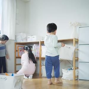 タイムラプスで子どものお片づけに「楽しさ」と「わかりやすさ」を。