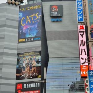 パラサイト 半地下の家族を見てきました!・・・TOHOシネマズ新宿