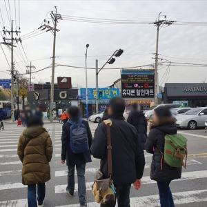 寂れた街角に残るジャジャン麺の名店!・・・マチノアルキ(2)@仁川・富平