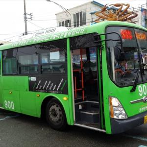 路線バスを乗り継ぎ九龍浦へ・・・慶尚道ひとり旅(2)