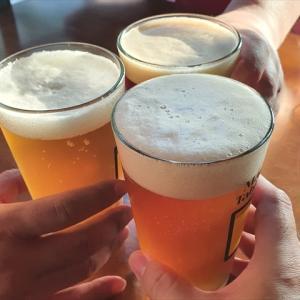 おしゃれなクラフトビールのお店で語らう♪・・・MadTables@水原・網浦