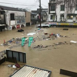 【速報】九州の豪雨被害の復旧に4000億円投入