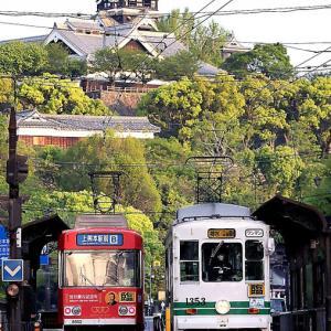 【差別】女性専用車両を試験導入した熊本市電に苦情のメールや電話相次ぐ。