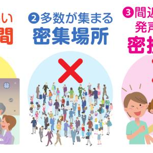 【東京】新規感染者数が2848人「緊急事態宣言って何」