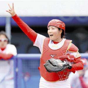 【オリンピック】ソフトボール、日本がアメリカを2-0で下し、悲願の金メダル!!