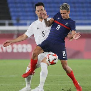【オリンピック】日本vsフランスのサッカー中継、瞬間最高視聴率?