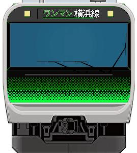【ウソ電】横浜線E235系を作ってみた。