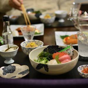 「最初は和食、残りはナムル」