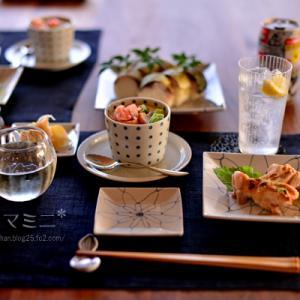 「鯖の棒寿司」
