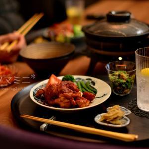 「明太餡豆腐鍋」