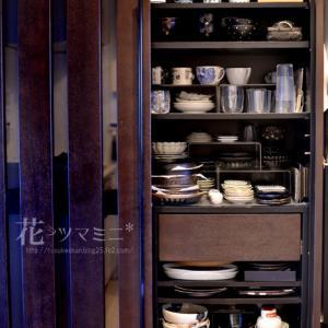 「器好きの食器棚 - 2021」