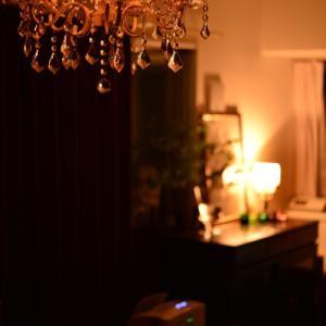「灯りを磨く - ガラス磨きのコツ」