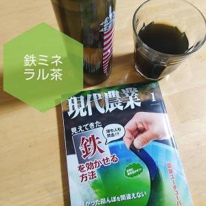 話題の鉄ミネラル茶で体の循環が変わる!