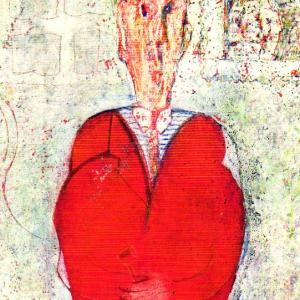 画家P氏の肖像