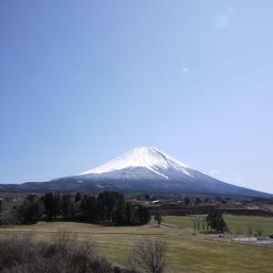 円周率の日に、富士山周辺御神業