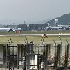 迫力満点!!伊丹空港(itami airport)