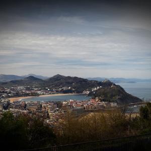 バスク地方に行ってました