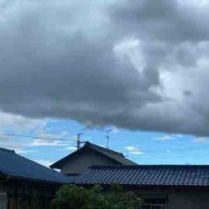 雨雲はなぜ黒いんだろう ご飯作りの救世主♪