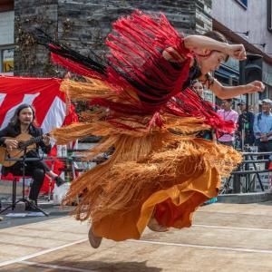 大須大道町人祭 フラメンゴ