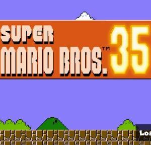 #788 遊びたかったな・・・「SUPER MARIO BROS.35」をの巻