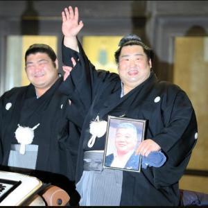 2020年初場所大番狂わせで20年ぶり幕尻の徳勝龍が優勝!