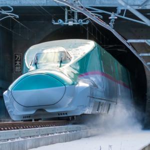 北海道新幹線 青函トンネル区間を210km/hへスピードアップ 北海道全区間で320km/h運転も目指す そもそも新幹線が260km/h運転の謎とは?