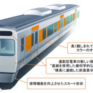 JR東海 315系在来線用新型車両の概要を発表 2021年度より352両を投入