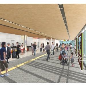 構内にポイント28基  複雑怪奇な配線の大和西大寺駅でリニューアルが進行中