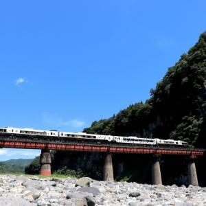 豊肥本線が全線で復旧 今日8月8日運転再開 熊本地震以来4年4ヶ月ぶり
