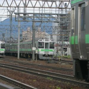 まだ50系客車列車が健在だった 時刻表復刻版1988年3月号 北海道札幌都市圏編