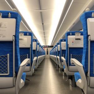 東海道新幹線の車内放送が変わる? 合成音を導入へ