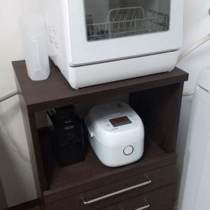 #19 食洗器を購入しました