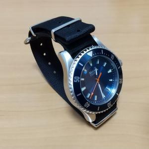 #41 Phoenix社のNATOベルトで時計をイメージチェンジ
