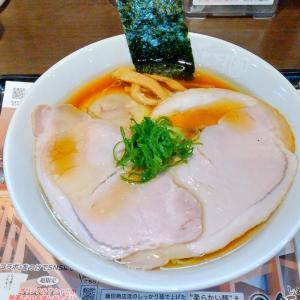 #57 花月嵐コラボラーメン「飯田商店 しょうゆらぁ麺」の食レポ
