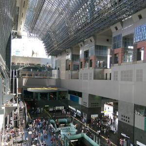 今日は何の日<鉄道編>7月12日、京都駅ビル完成