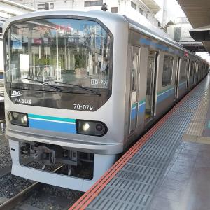 今日は何の日<鉄道編>12月1日、りんかい線埼京線乗り入れ開始