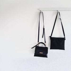 ミニマリスト女性の【バッグの数は5つ】で。全アイテム紹介