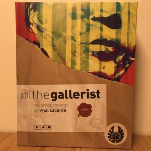 ギャラリスト(the gallerist) サシプレイ記