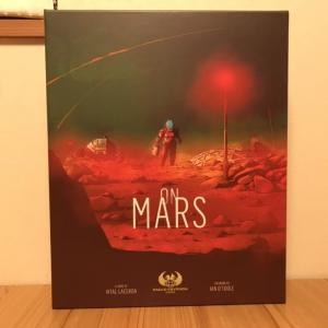 オン マーズ(ON MARS) 開封レビュー